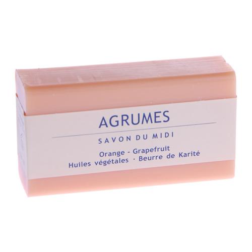 Billede af Midi Sæbe Appelsin og Grapefrugt Agrumes - 100 G