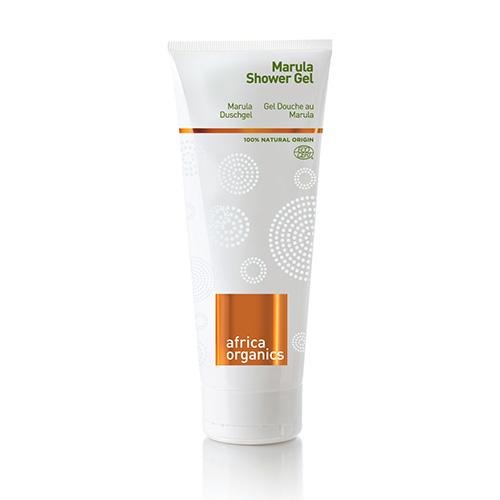 Image of   Africa Organics Shower Gel Marula - 210 ml