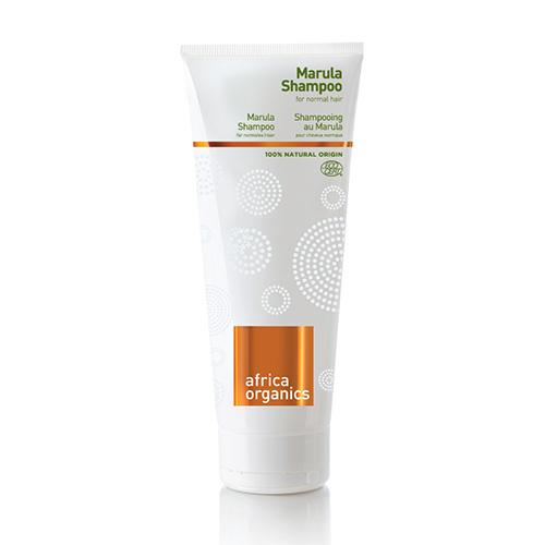Image of   Africa Organics Shampoo Marula Til Fedtet Hår - 210 ml