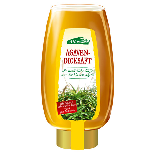 Image of Allos Agave Sirup Ø - 500 ml