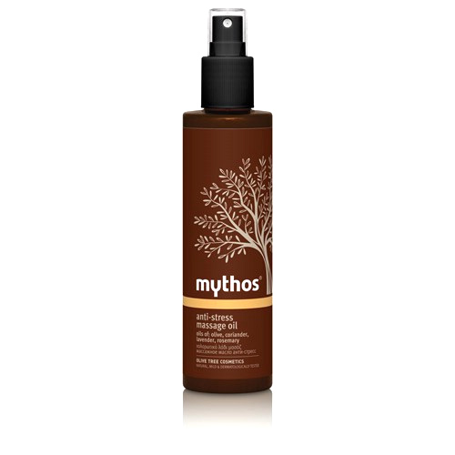 Billede af Mythos Anti-stress Massage Oil - 200 ml