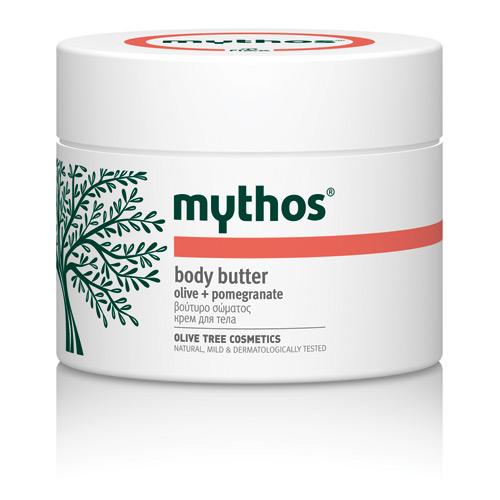 Billede af Mythos Body Butter Olive + Pomegranate - 200 ml