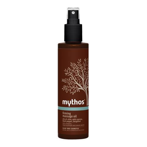 Billede af Mythos Firming Massage Oil Olive + Essential Oils - 200 ml