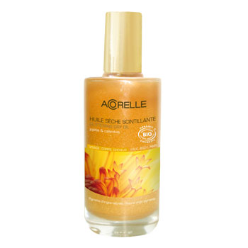 Image of   Acorelle Glittering Dry Oil - 50 ml