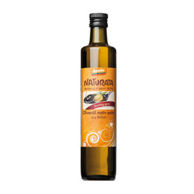 Naturata olivenolie fra Mecindo