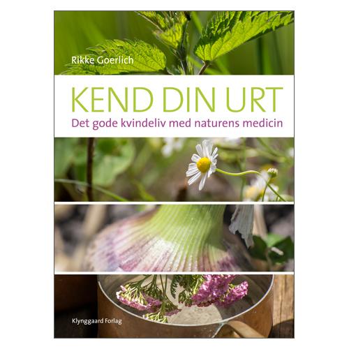 Kend din urt bog Forfatter: Rikke Goerlich - 1 stk