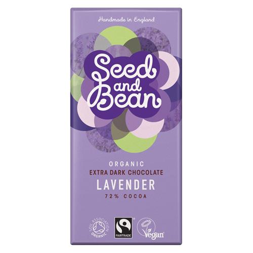 Seed & Bean chokolade fra Mecindo