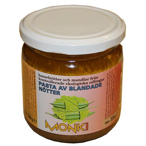 Monki mandelsmør fra Mecindo