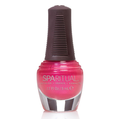 Image of   SpaRitual Neglelak Mini - Pink 88006 - 5 ml