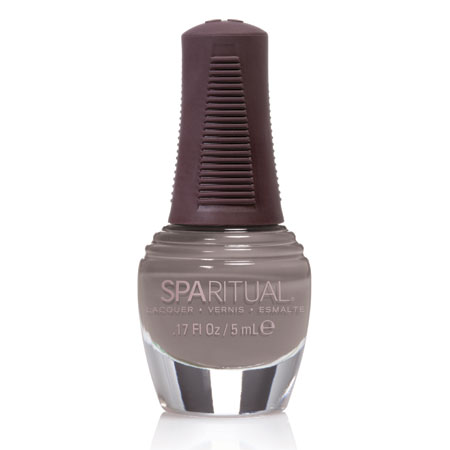 Image of   SpaRitual Neglelak Mini - Lys Beige Brun 88378 - 5 ml