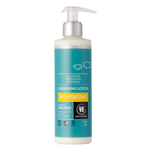 Urtekram Cleansing Lotion No Perfume - 245 ml