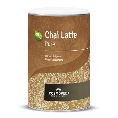 Image of   Cosmoveda Instant chai latte classic Ø - 200 G