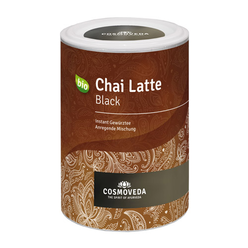 Image of   Cosmoveda Instant chai black Ø - 200 G