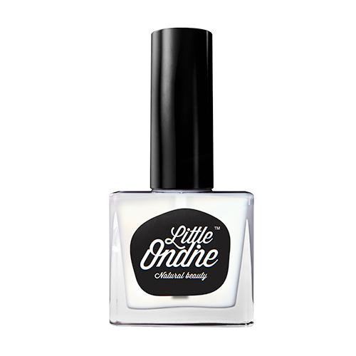 Image of   Little Ondine Neglelak Base El. Top Coat Mat Ls Silence - 10 ml