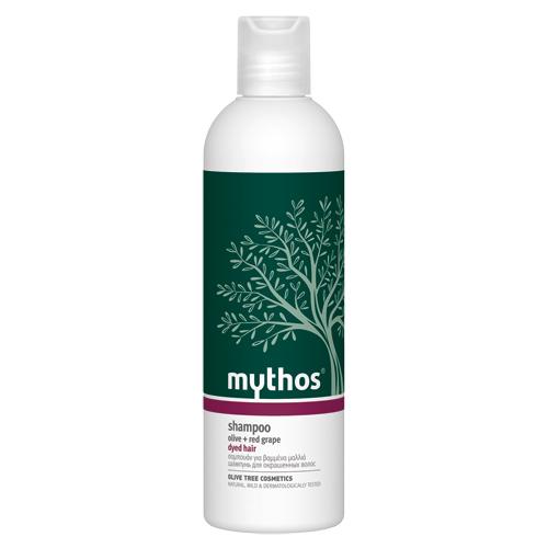Billede af Mythos Shampoo Til Farvet Hår - 300 ml