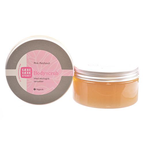 Image of   Sæbeværkstedet Sukkerscrub Pink Patchouli - 250 ml