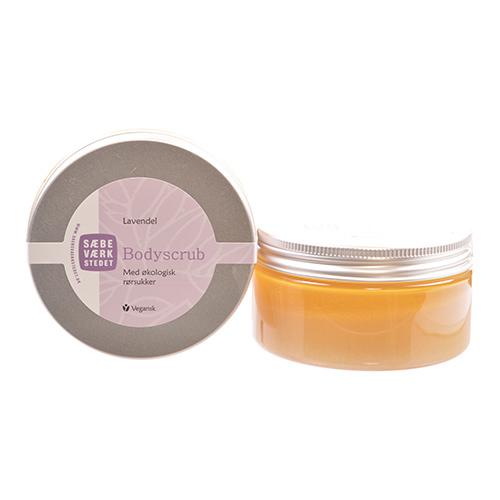 Image of   Sæbeværkstedet Sukkerscrub Lavendel - 250 ml