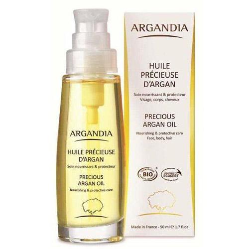 Image of Argandia Organic Pure Precious Argan Oil - 50 ml