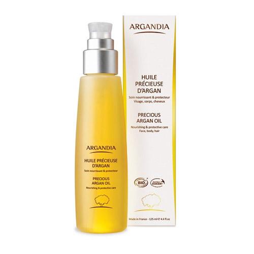 Image of Argandia Organic Pure Precious Argan Oil - 125 ml