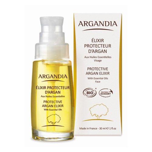 Image of Argandia Organic Protective Argan Elixir - 30 ml