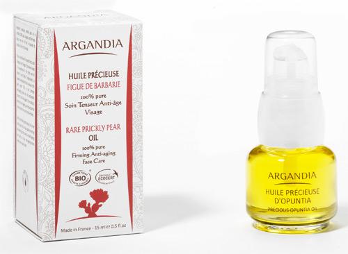 Argandia Organic Pure Precious Opuntia Oil - 15 ml