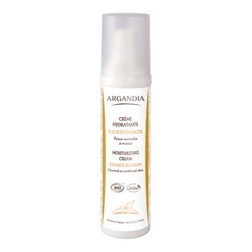 Image of Argandia Moisturizing Cream Orange Blossom - 50 ml