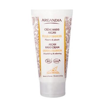 Image of Argandia Hand Cream Orange Blossom - 75 ml