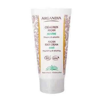 Image of Argandia Foot Cream Mint - 75 ml
