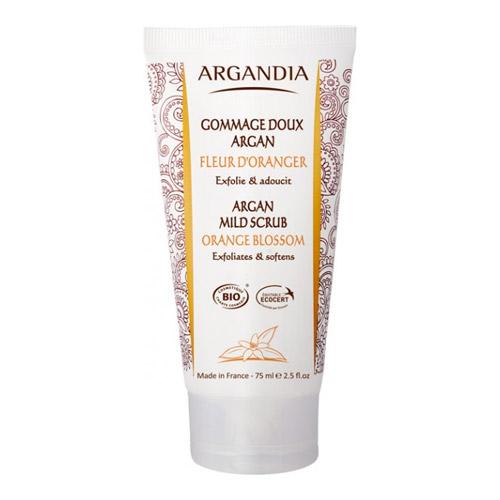 Image of Argandia Face Scrub Orange Blossom - 75 ml