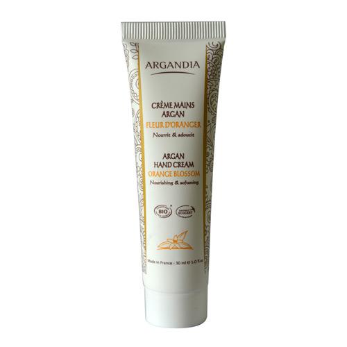 Image of Argandia Hand Cream Orange Blossom - 30 ml