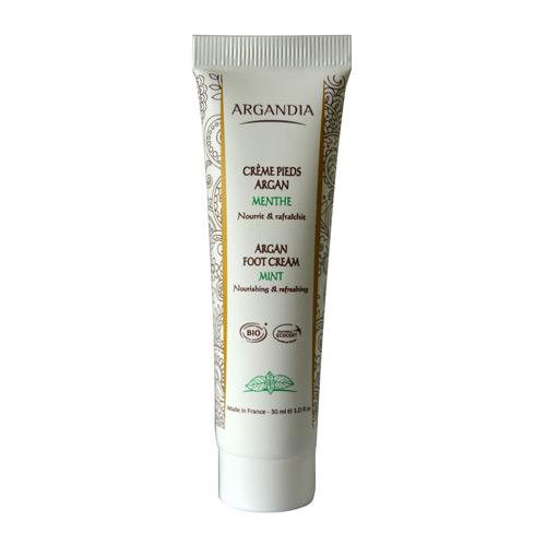Image of Argandia Foot Cream Mint - 30 ml