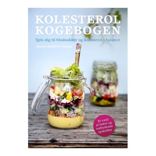 Image of   Kolesterolkogebogen Forfatter: Anette Harbech Olesen - 1 stk