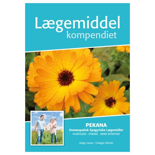 Billede af Pekana Homøopatiske Lægemidler Bog - Forfatter: Helge Larsen - 1 stk