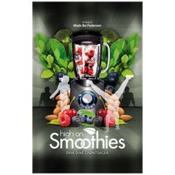 Image of   High On Smoothies Bog Forfatter: Mads Bo Pedersen - 1 stk