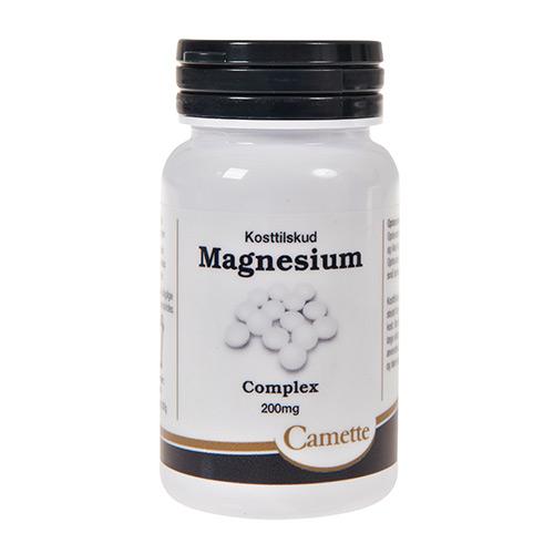 Camette Magnesium Complex - 90 Tabl