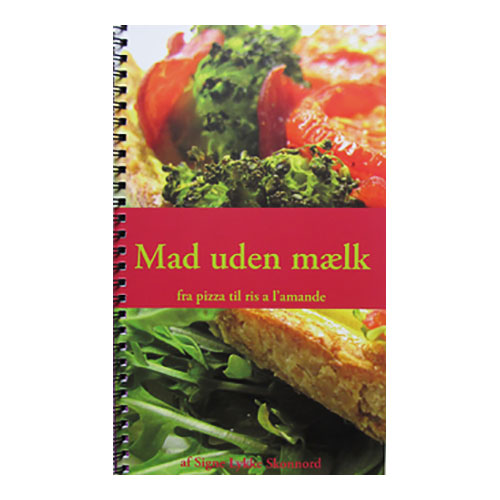 Signe Lykke Skonnord Mad Uden Mælk Kogebog Bog Forfatter: - 1 stk