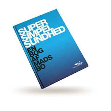 Image of   Super Simpel Sundhed Bog Forfatter: Mads Bo Christensen - 1 stk