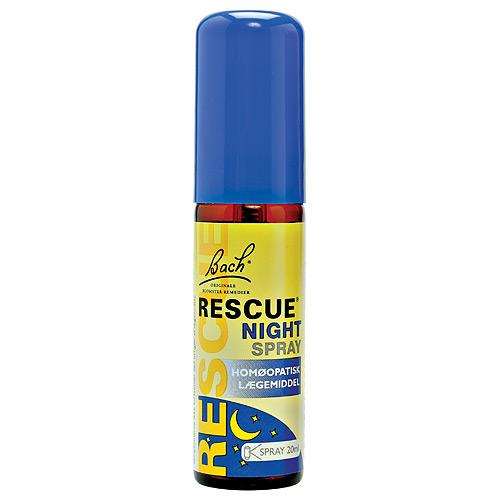 Image of Bach Rescue Night Spray - 20 ml