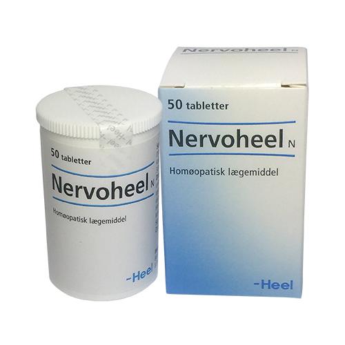 Heel Nervoheel - 50 Tabl