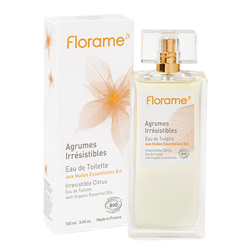 Image of   Florame Irresistible Citrus EdT - 100 ml