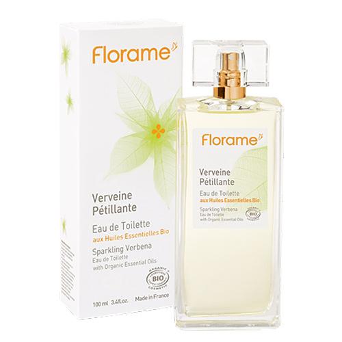 Image of   Florame Sparkling Verbena EdT - 100 ml