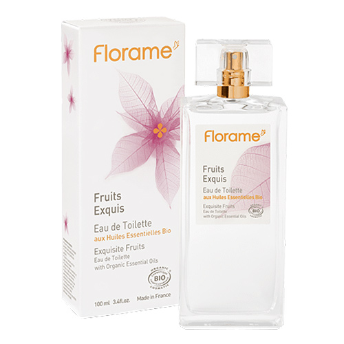 Image of   Florame Exquisite Fruits EdT - 100 ml