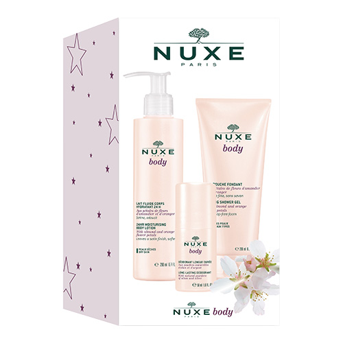 Billede af Nuxe Gaveæske body 3 produkter - 1 Pakk