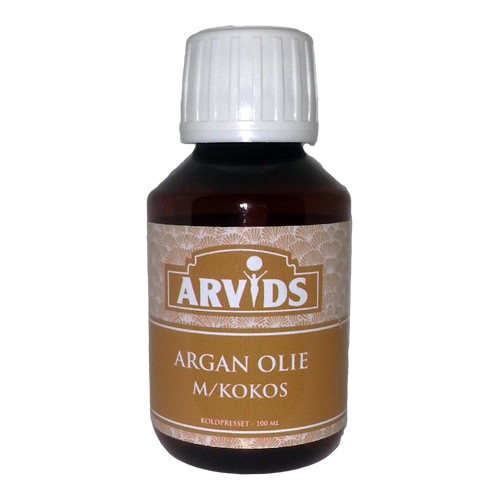 Image of Arvids Argan Olie M. Kokos - 100 ml