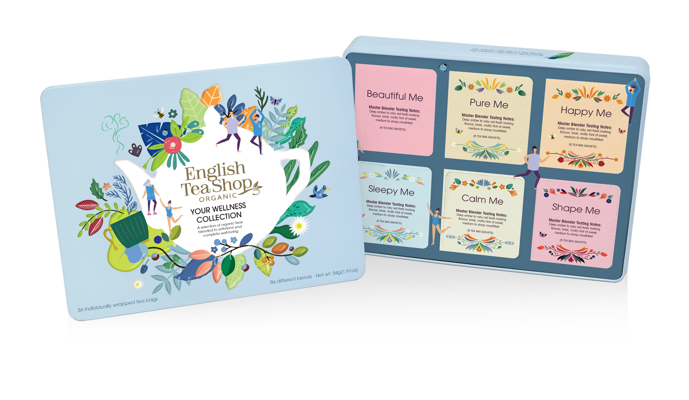 Image of   English Tea Shop Your Wellness Collection Ø - 1 Pakk