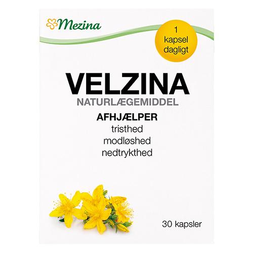 Billede af Velzina hypericum 231-333 mg - 30 Kaps