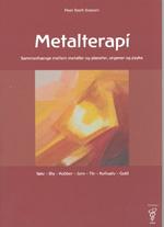 Image of   Metalterapi Bog Forfatter: Per Bach Boesen - 1 stk