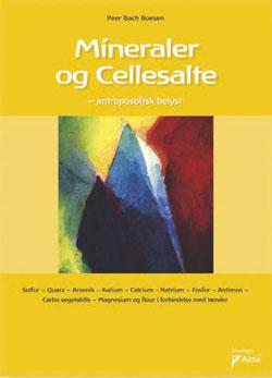 Billede af Mineraler Og Cellesalte Bog Forfatter: Per Bach Boesen - 1 stk