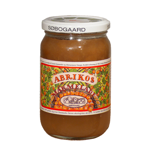 Image of   Abrikosmarmelade Ø - 400 G