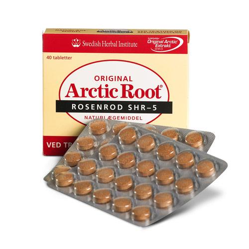 Image of Arctic Root Rosenrod 145 Mg - 40 Tabl